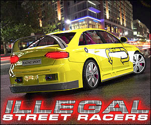 Illegal Street Racers