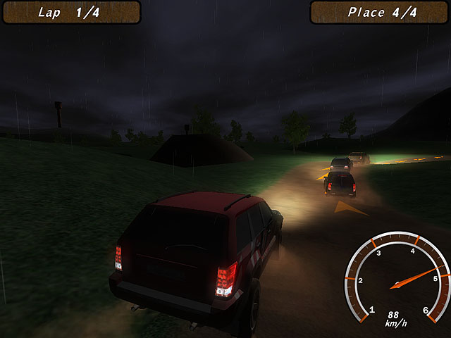 4x4 Offroad Race Screen shot