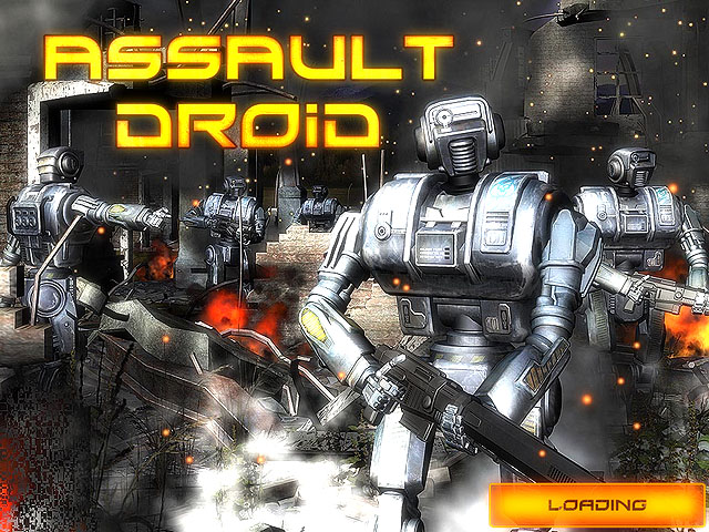 Assault Droid screenshot