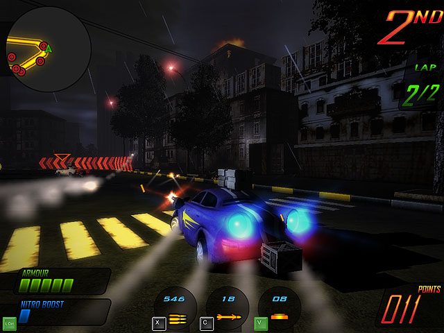 Apocalypse Motor Racers Screenshot 2