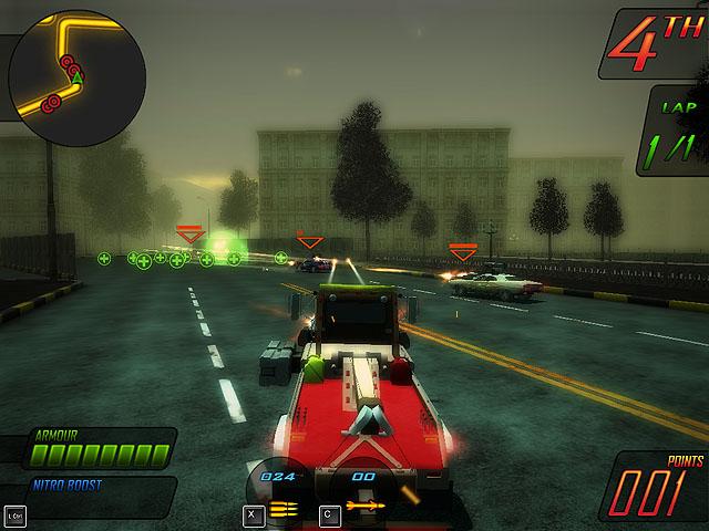 العاب السباقات القتالية Apocalypse