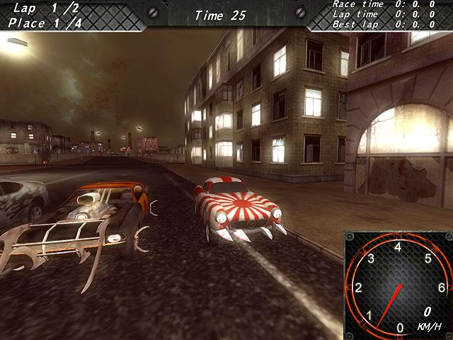 Armageddon Racers Screenshot 1