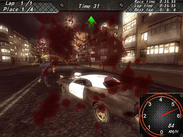 Armageddon Racers Screenshot 2