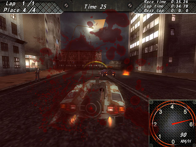 Armageddon Racers Screenshot 3