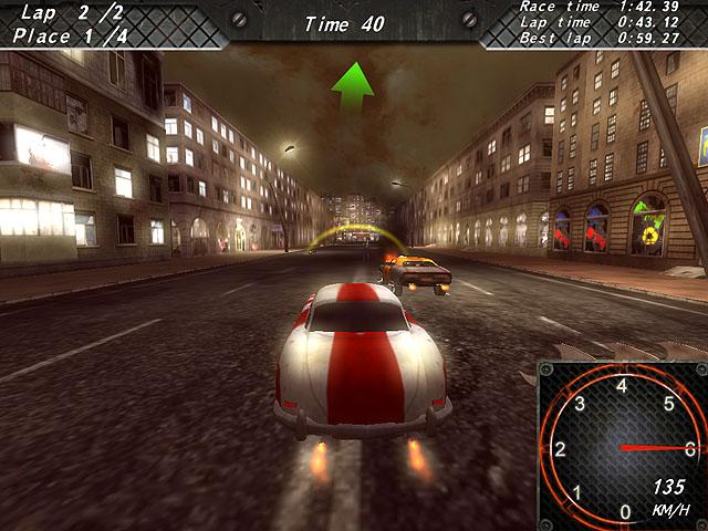 Armageddon Racers Screenshot 4
