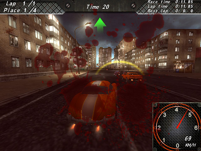Armageddon Racers Screenshot 5