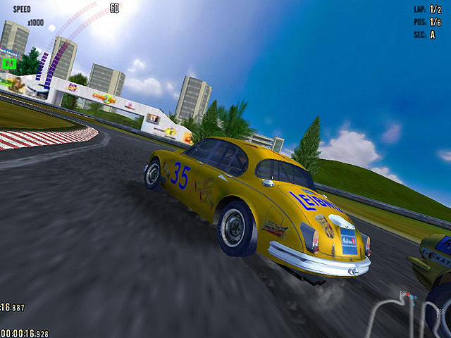 Auto Racing Classics Screenshot 2