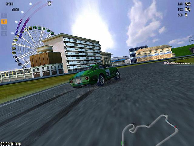 Auto Racing Classics Screenshot 3