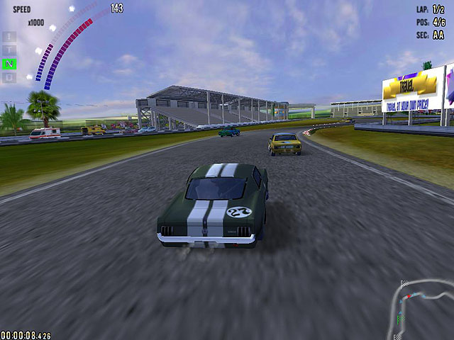Auto Racing Classics Screenshot 4