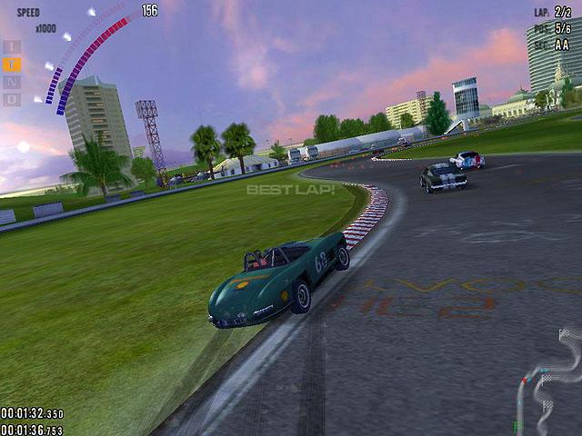 Auto Racing Classics Screenshot 5