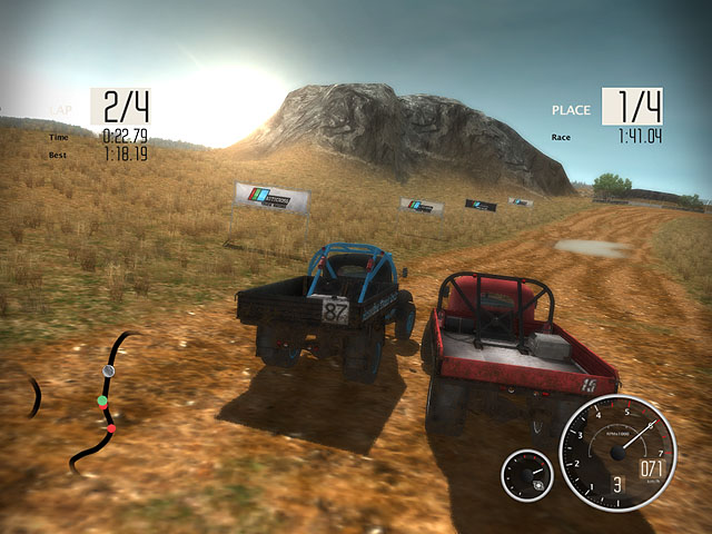 Autocross Truck Racing Screenshot 2