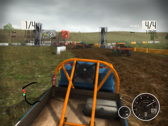 Click to view Autocross Truck Racing 1.89 screenshot