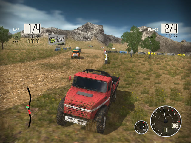 Autocross Truck Racing Screenshot 4