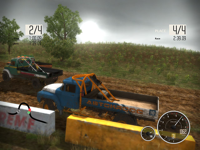 Autocross Truck Racing Screenshot 5