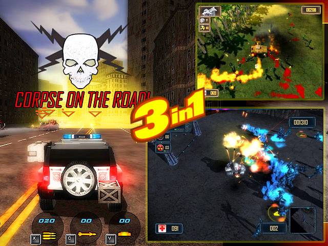 Battle Cars Games Pack 1.82