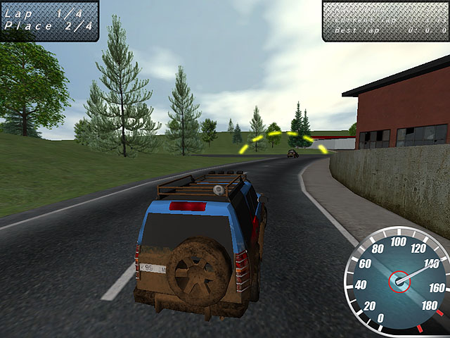 Crazy Offroad Racers Screenshot 1