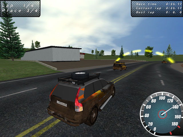 Crazy Offroad Racers Screenshot 3