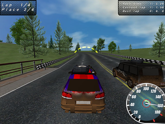 Crazy Offroad Racers Screenshot 5