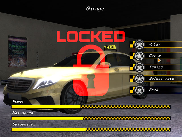 Crazy Taxi Racers Screenshot 3