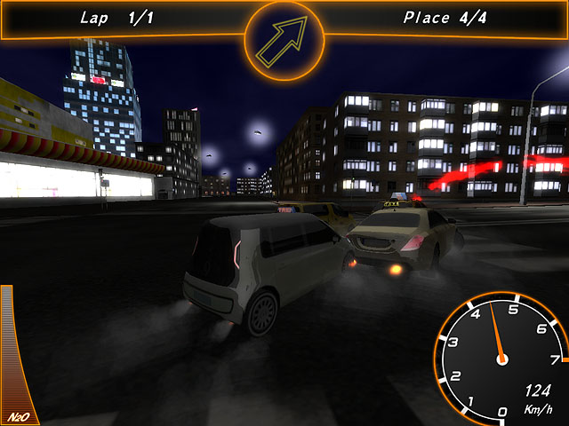 Crazy Taxi Racers Screenshot 4