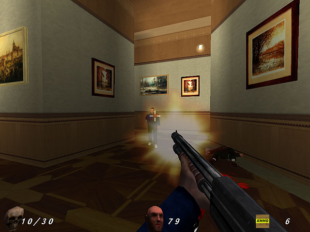Cop vs Gangsters Screenshot 2