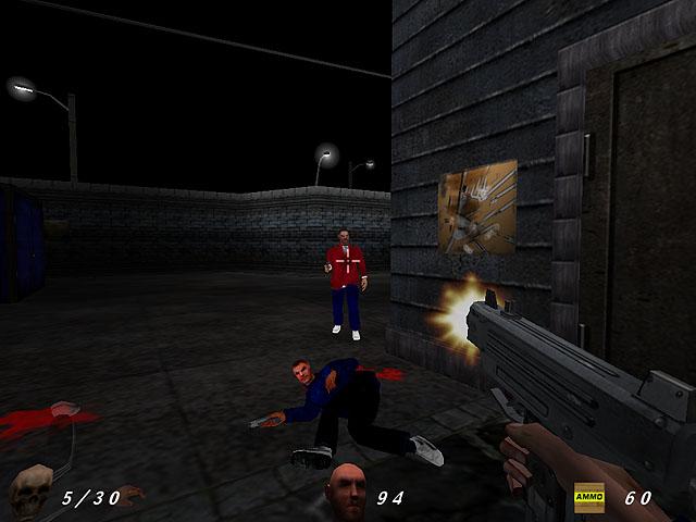 Cop vs Gangsters Screenshot 3