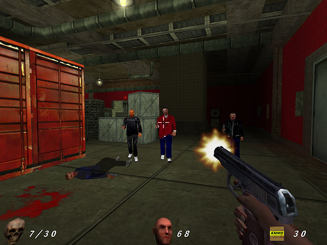 Cop vs Gangsters Screenshot 4