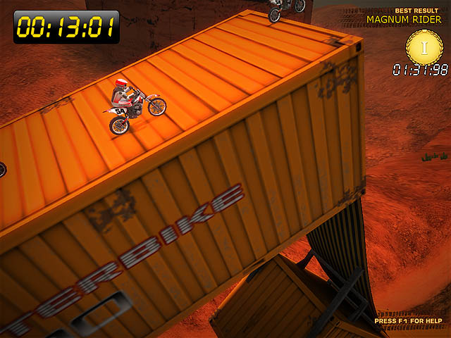 Desert Moto Racing Screenshot 4