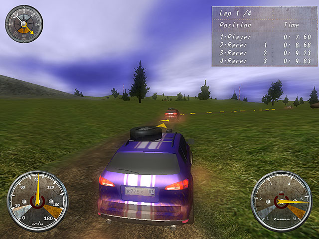 Extreme 4x4 Racing Screenshot 1