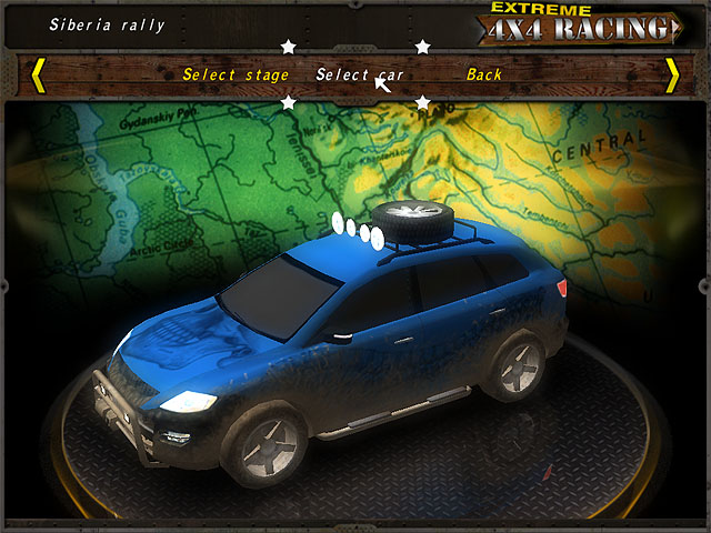 Extreme 4x4 Racing Screenshot 3
