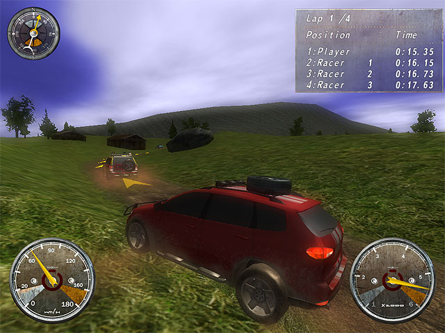 Extreme 4x4 Racing Screenshot 4