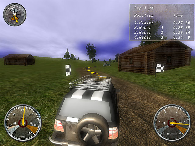 Extreme 4x4 Racing Screenshot 5