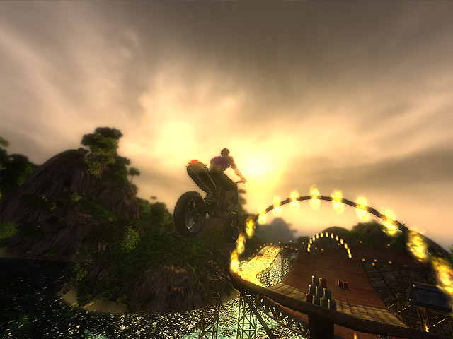 Extreme Motorbikers Screenshot 2