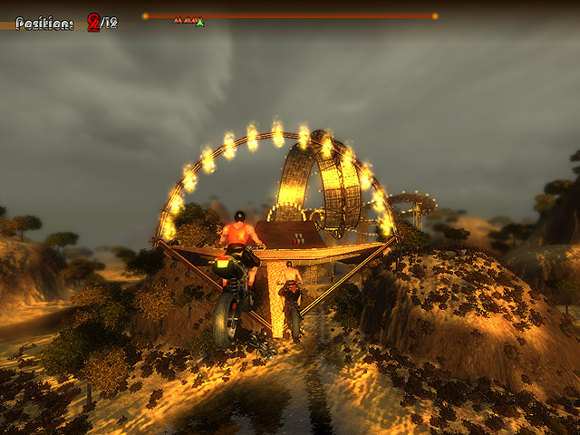 Extreme Motorbikers Screenshot 4