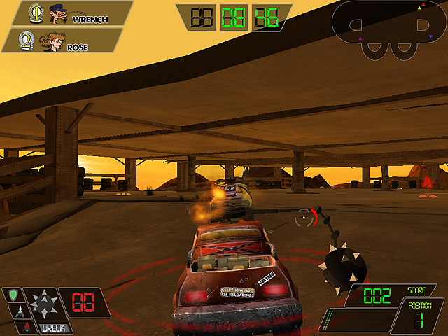 Fender Bender Screenshot 3