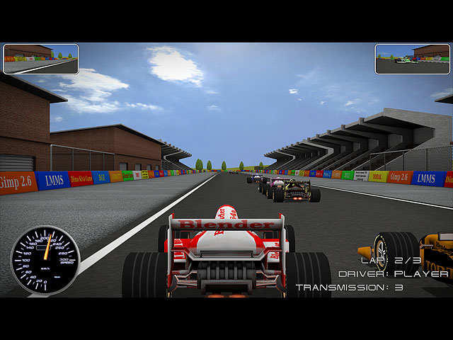 F1 Driver full screenshot