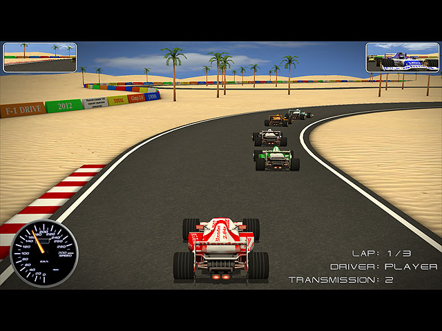 F1 Driver Screenshot 2