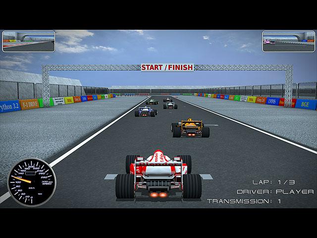 F1 Driver Screenshot 3