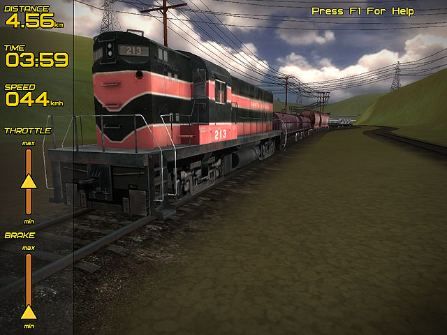 Freight Train Simulator Screenshot 2