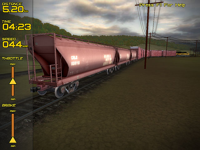 Freight Train Simulator Screenshot 4