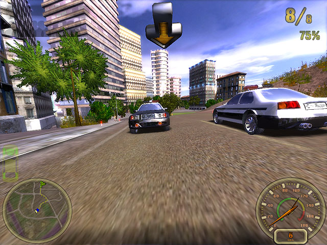 Grand Auto Adventure Screenshot 1