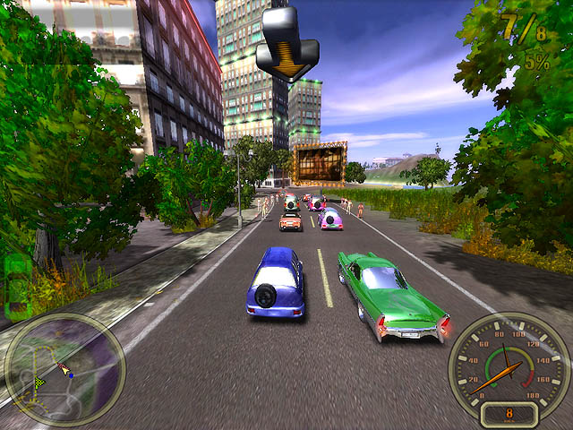 Grand Auto Adventure Screenshot 3