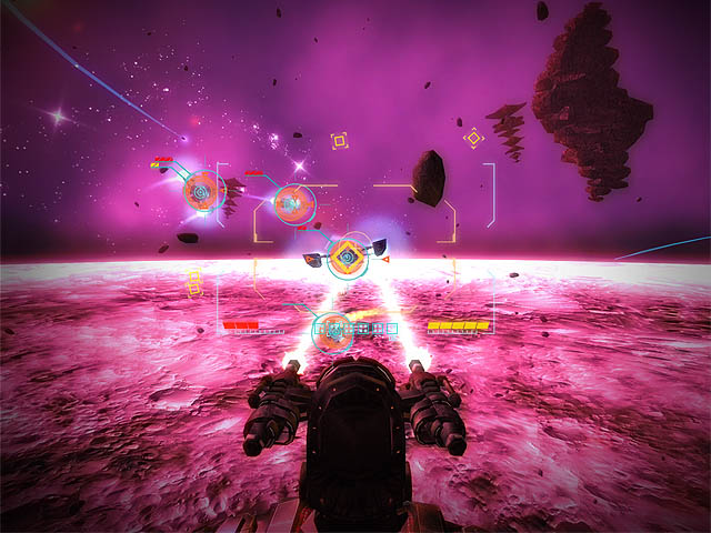 Galaxy Guardian Screenshot 1