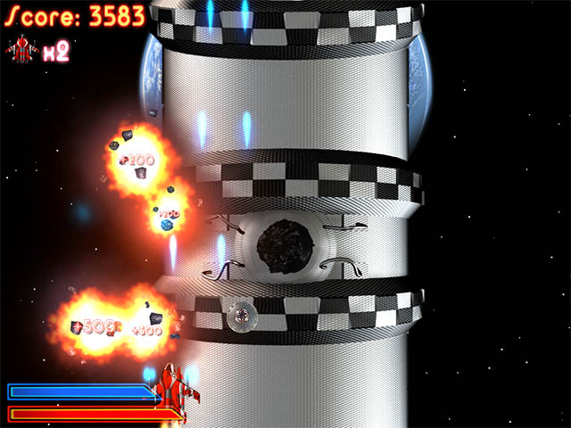 Galaxy Invaders Screenshot 1