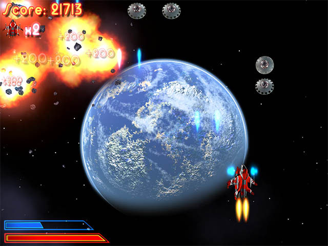 Galaxy Invaders Screenshot 2