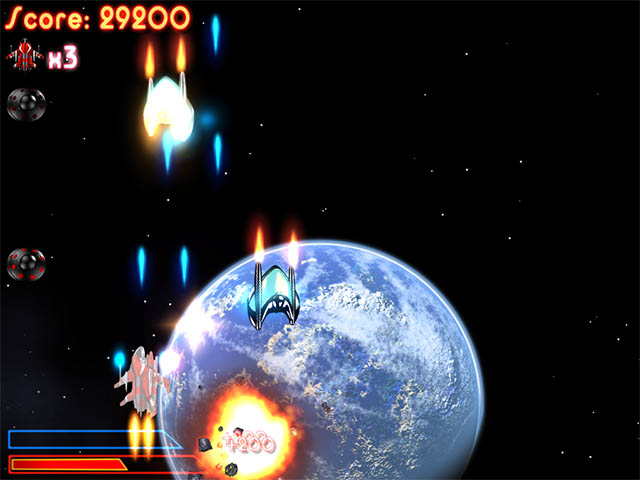Galaxy Invaders Screenshot 3