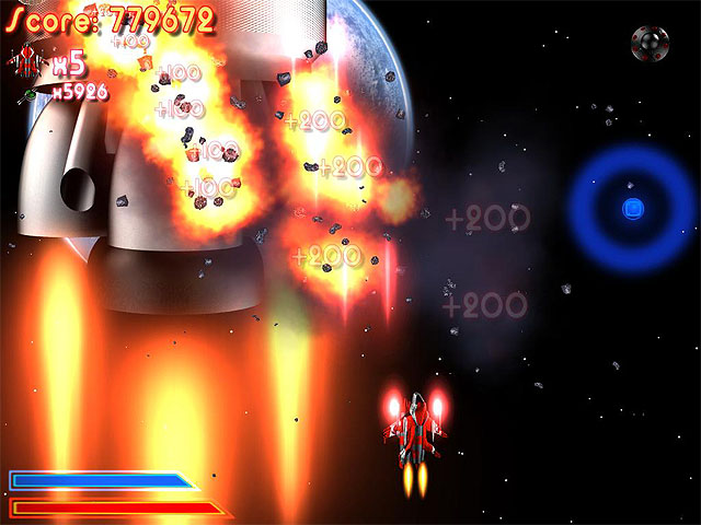 Click to view Galaxy Invaders 1.06 screenshot