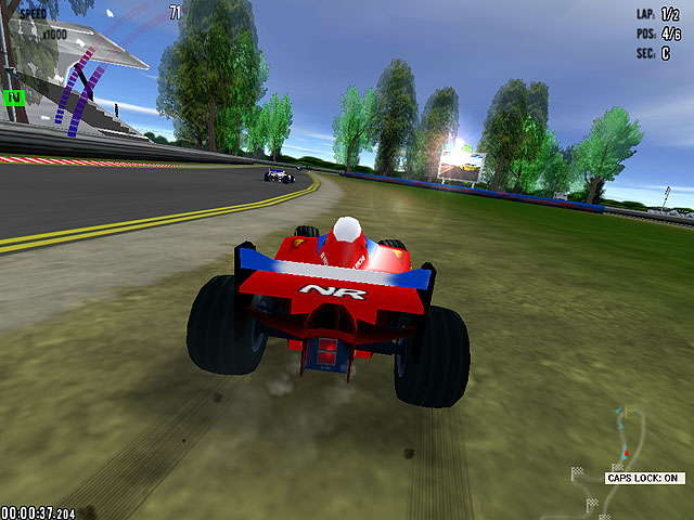 Grand Prix Racing Screenshot 2