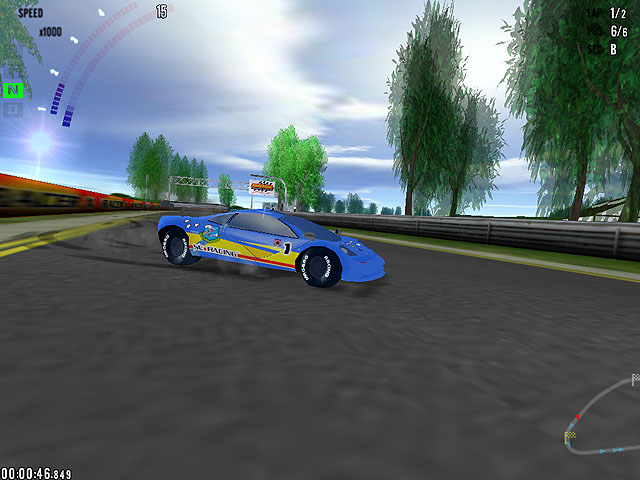 Grand Prix Racing Screenshot 3