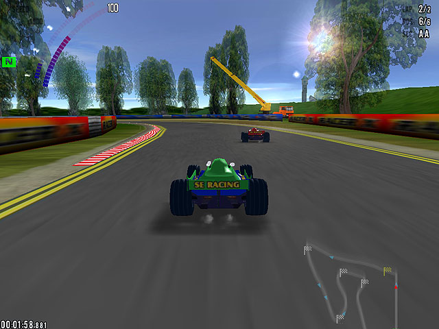 Grand Prix Racing Screenshot 4